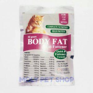 vitamin penggemuk kucing