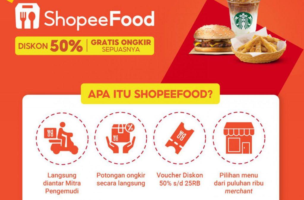 Shopee Food Banner
